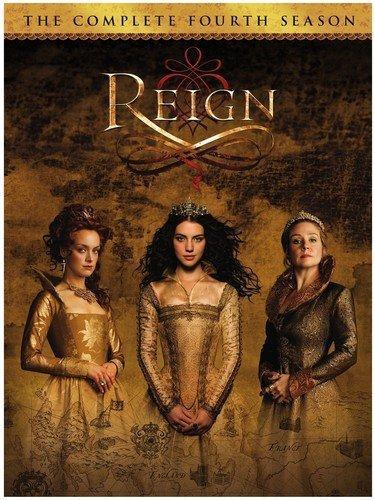 Reign Season 4 DVD Warner Brothers DVDs & Blu-ray Discs > DVDs