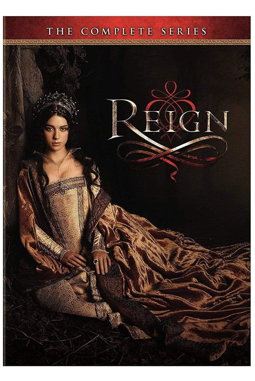Reign TV Series complete Seasons 1-4 DVD Set Warner Brothers DVDs & Blu-ray Discs > DVDs