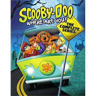 Scooby-Doo, Where Are You! DVD Complete Series Box Set Warner Brothers DVDs & Blu-ray Discs > DVDs > Box Sets