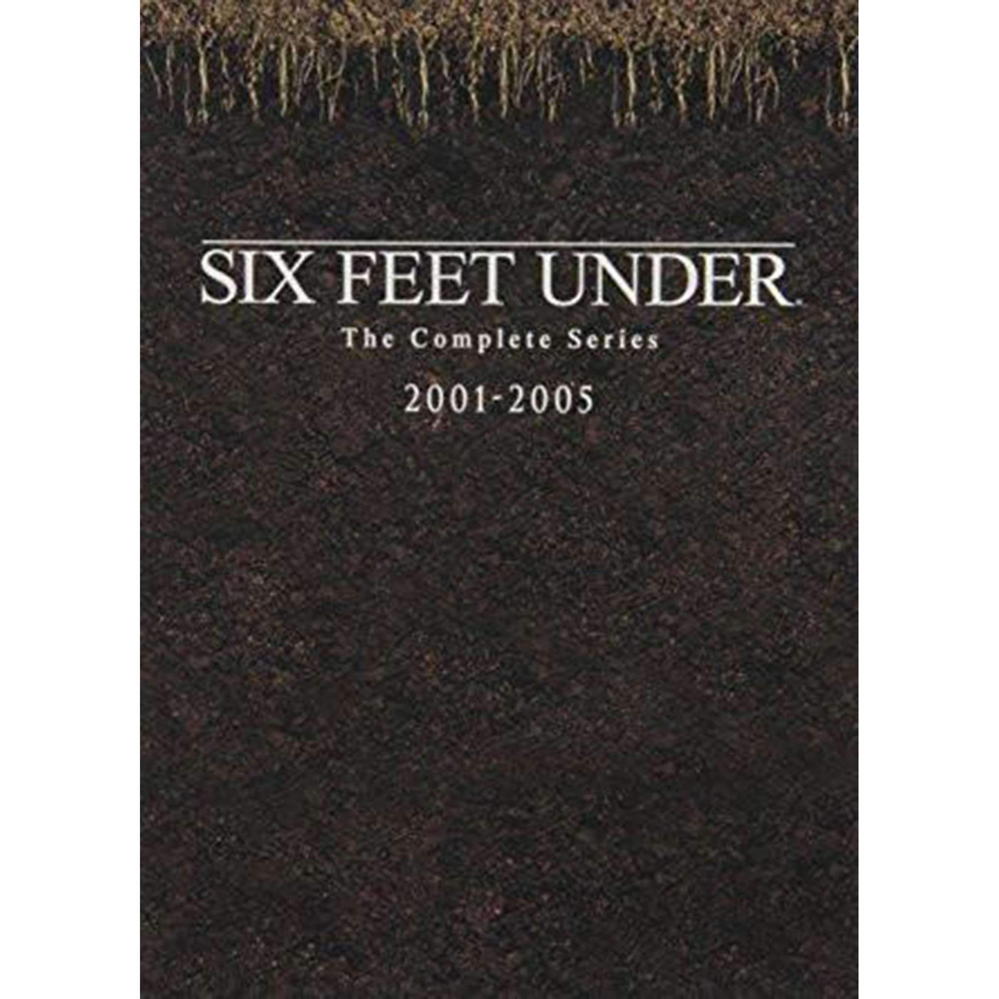 Six Feet Under DVD Complete Series Box Set HBO DVDs & Blu-ray Discs > DVDs > Box Sets