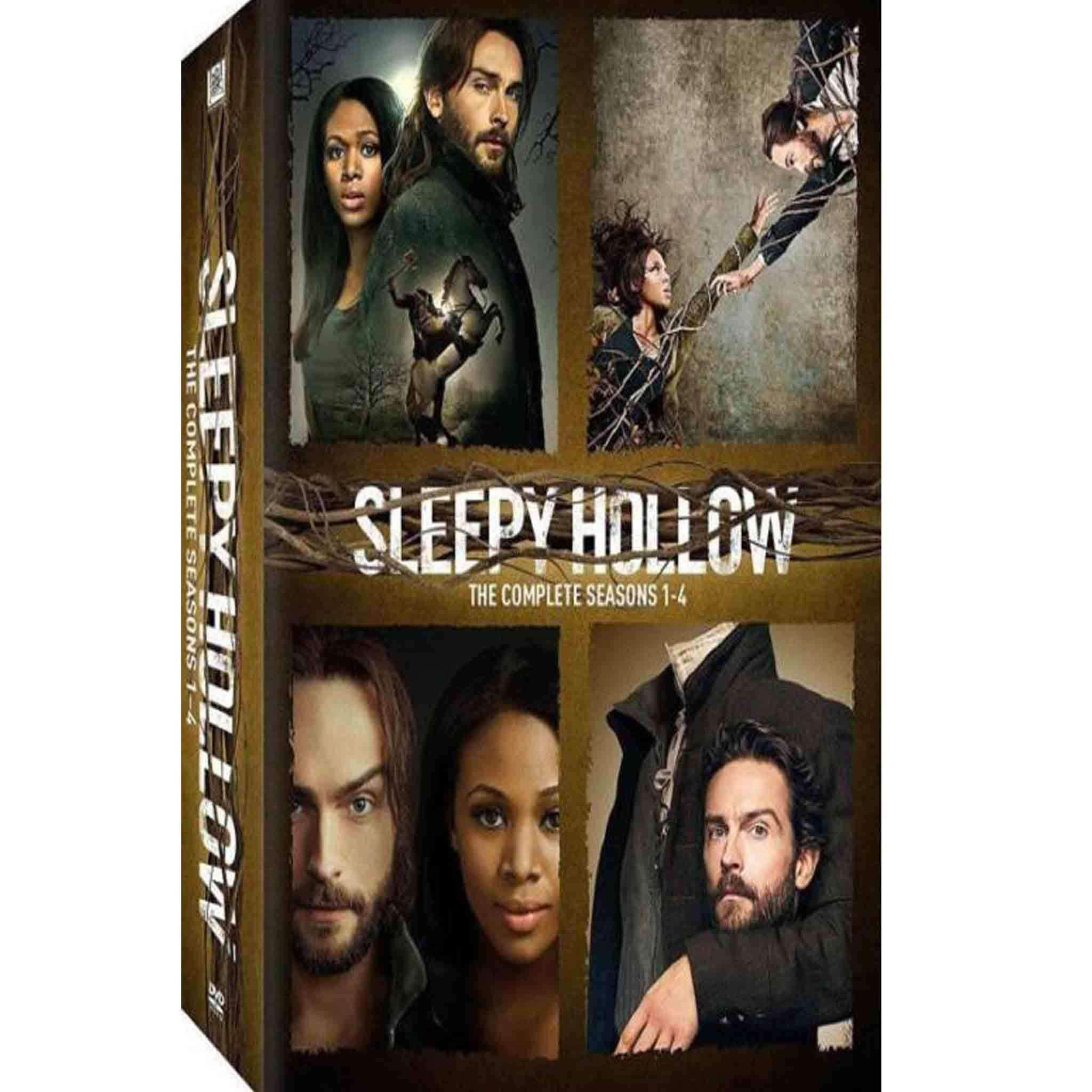 Sleepy Hollow DVD Complete Series Box Set 20th Century Fox DVDs & Blu-ray Discs > DVDs > Box Sets