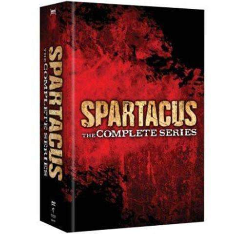 Spartacus DVD Complete Series Box Set - DVDsHQ