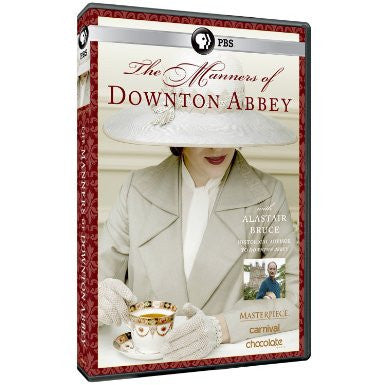 The Manners of Downton Abbey (DVD) - DVDsHQ