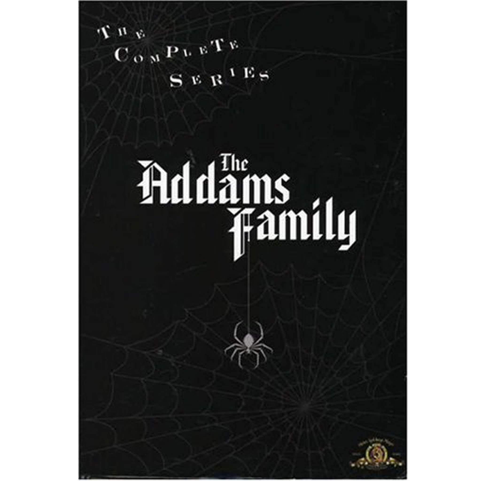 The Addams Family DVD Complete Series Box Set MGM DVDs & Blu-ray Discs > DVDs > Box Sets