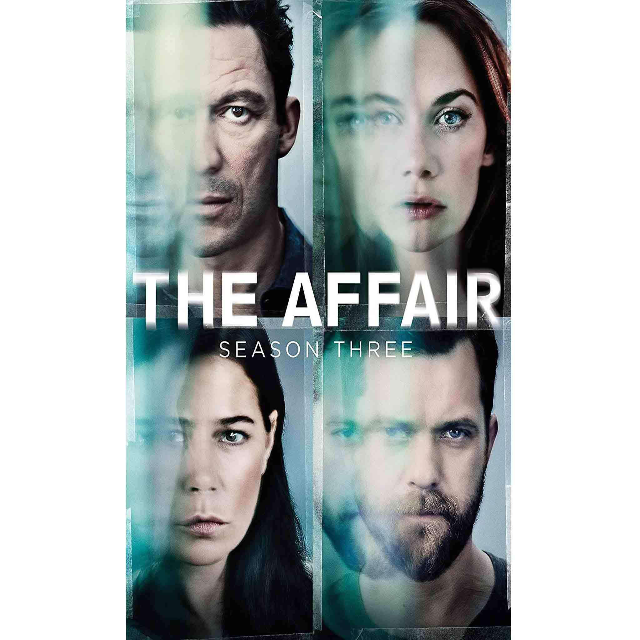 The Affair Season 3 (DVD) - DVDsHQ