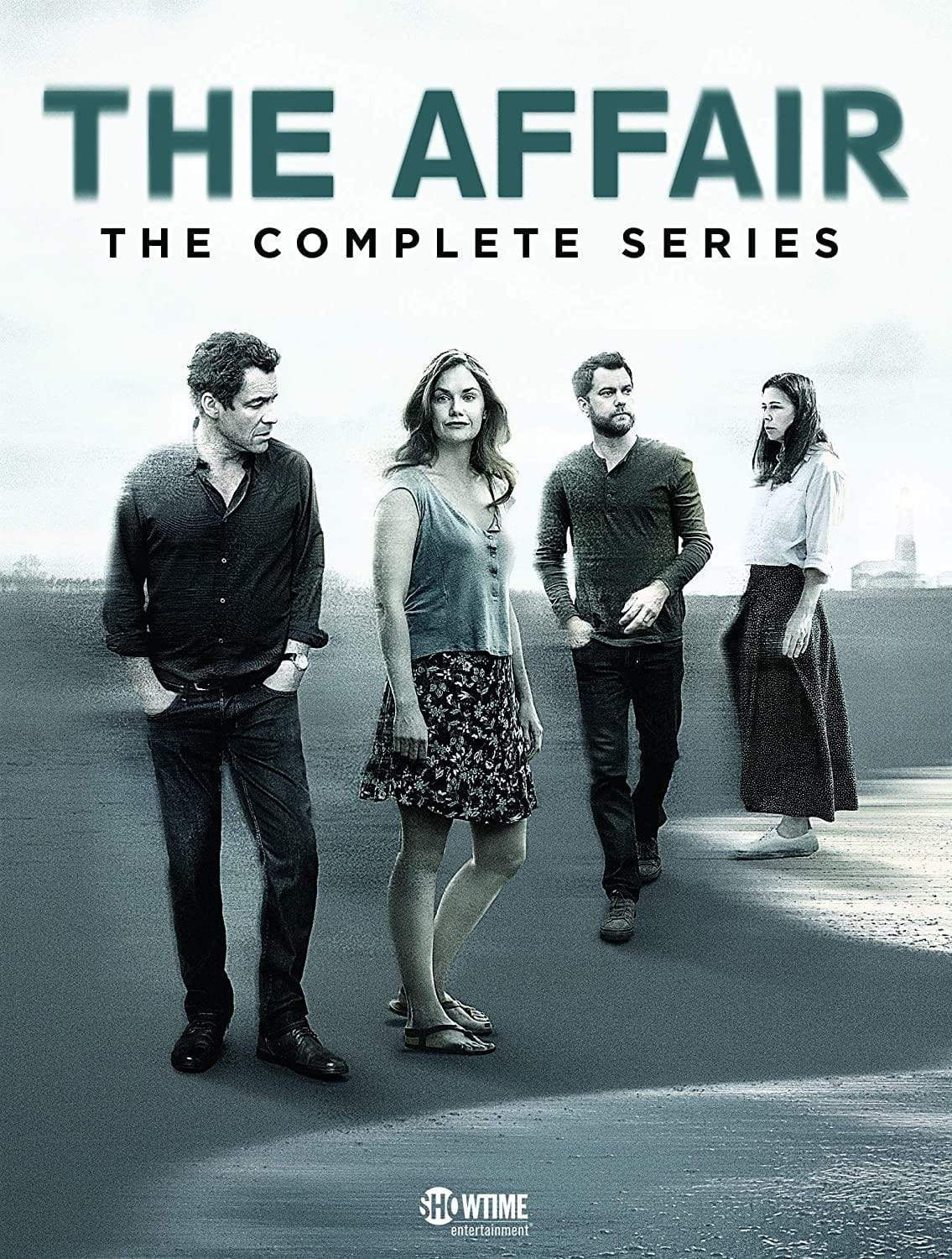 The Affair TV Series Complete DVD Box Set Blaze DVDs DVDs & Blu-ray Discs > DVDs