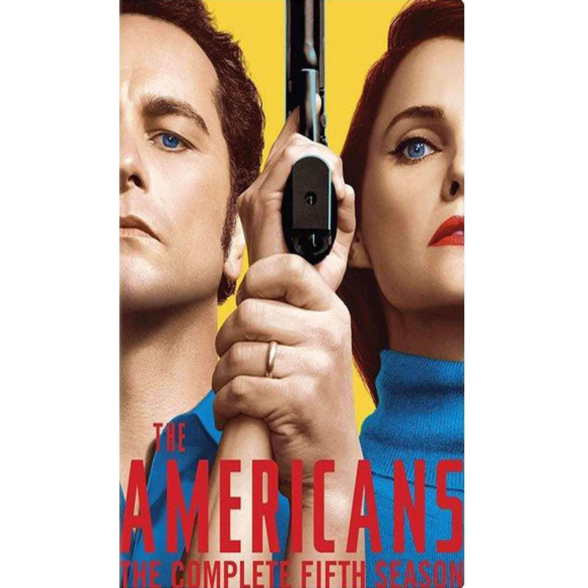 The Americans Season 5 (DVD) - DVDsHQ