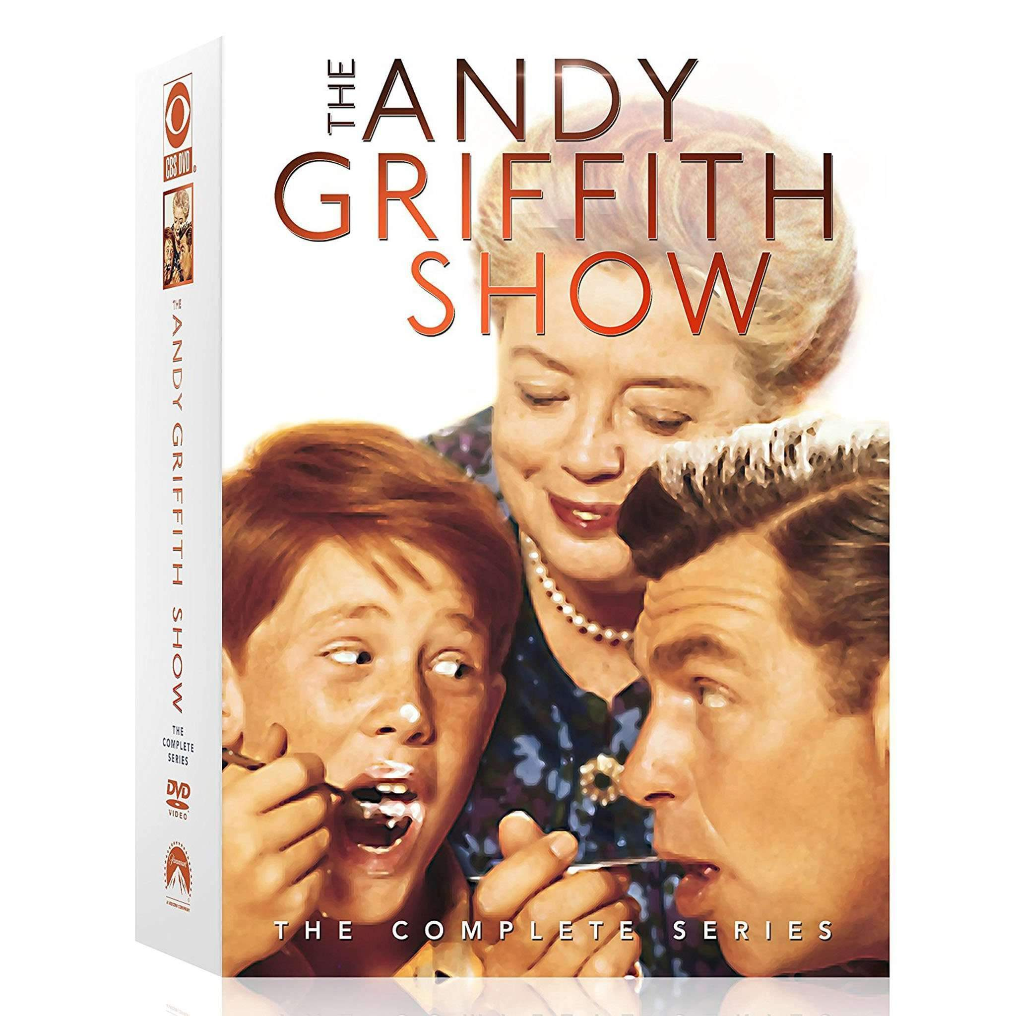 The Andy Griffith Show DVD Complete Series Box Set CBS DVDs & Blu-ray Discs > DVDs > Box Sets