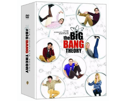 The Big Bang Theory TV Series Complete DVD Box Set Warner Brothers DVDs & Blu-ray Discs > DVDs