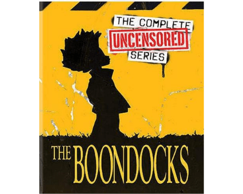 The Boondocks TV Series Complete DVD Box Set Sony DVDs & Blu-ray Discs