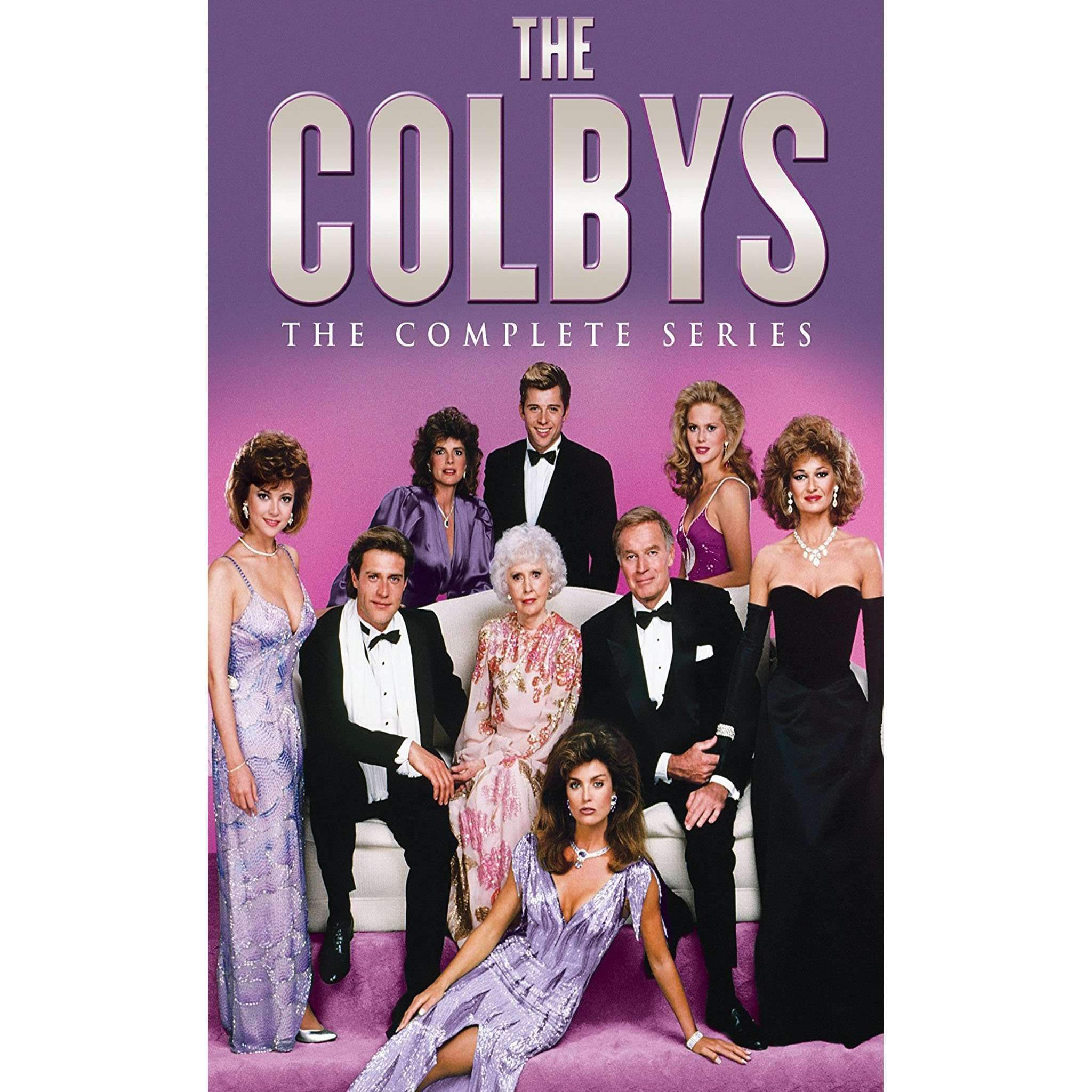 The Colbys DVD Complete Series Box Set - DVDsHQ