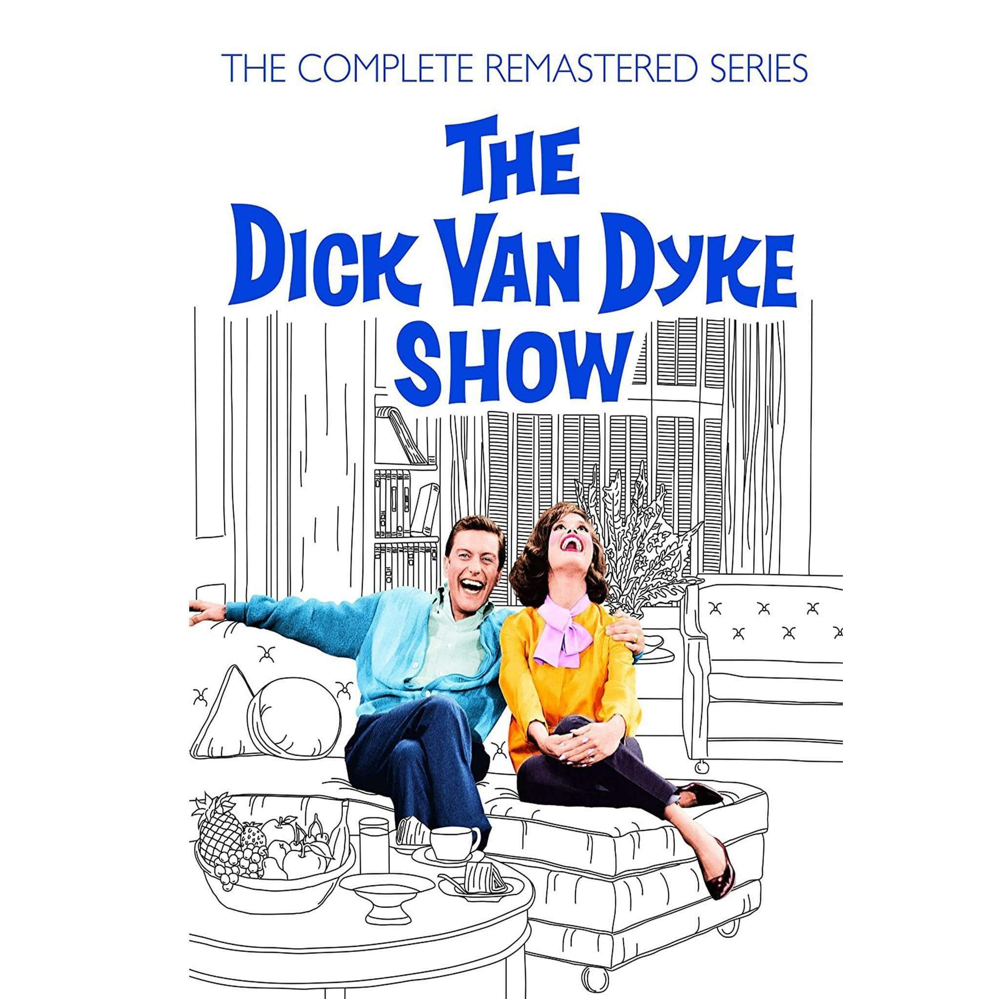 The Dick Van Dyke Show DVD Complete Series Box Set Image Entertainment DVDs & Blu-ray Discs > DVDs > Box Sets