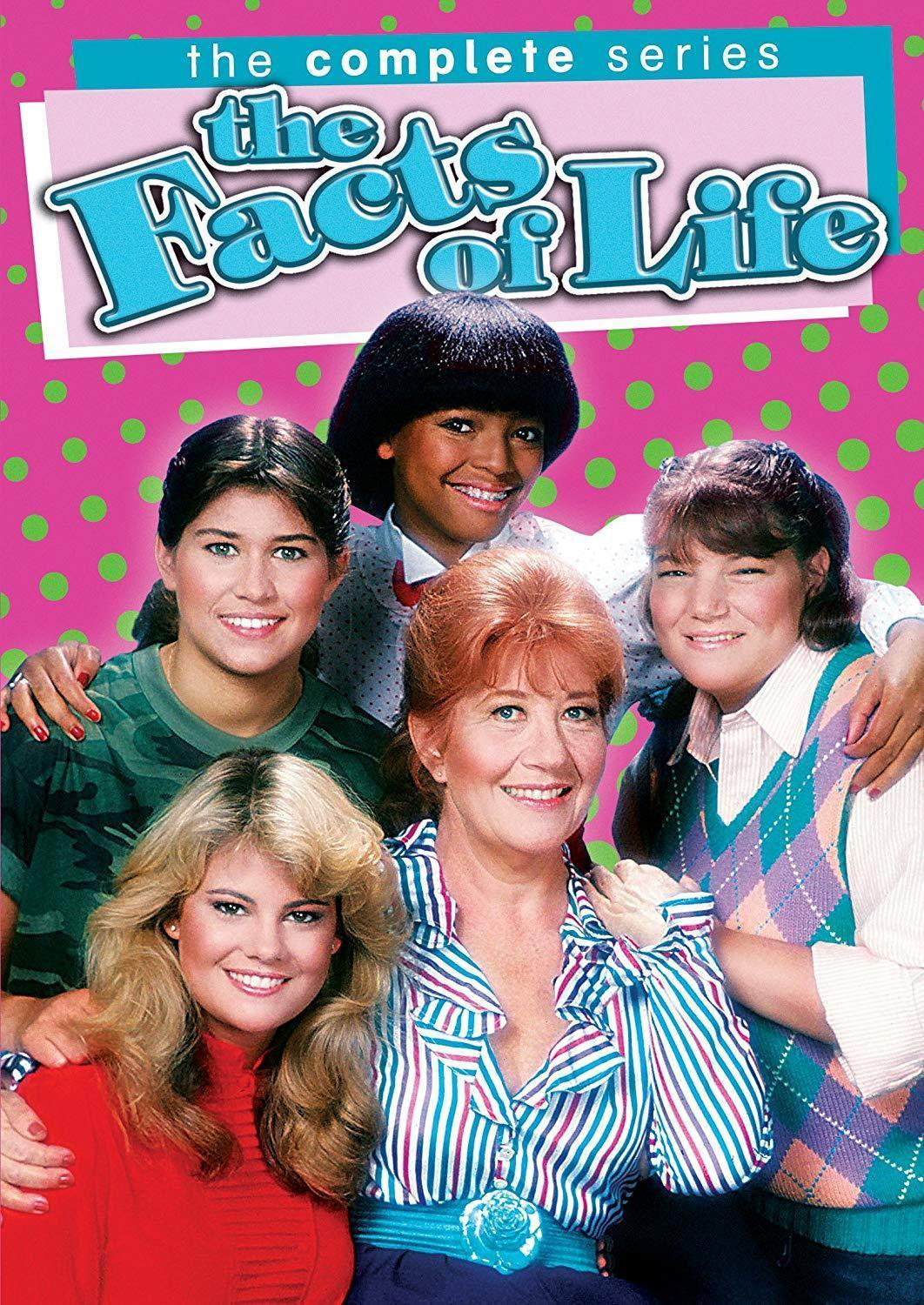 The Facts of Life Complete Series on DVD Shout! Factory DVDs & Blu-ray Discs > DVDs > Box Sets