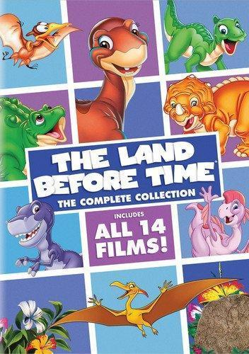 The Land Before Time Complete Collection on DVD Universal Studios DVDs & Blu-ray Discs > DVDs > Box Sets