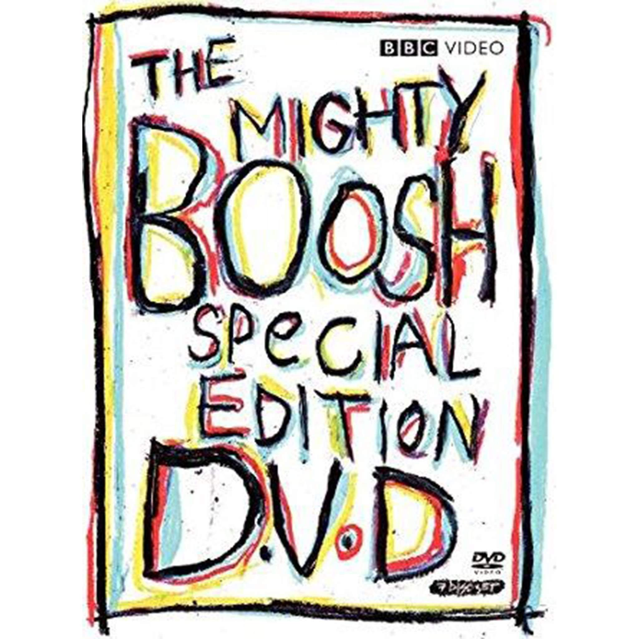 The Mighty Boosh DVD Special Edition Box Set BBC America DVDs & Blu-ray Discs > DVDs > Box Sets