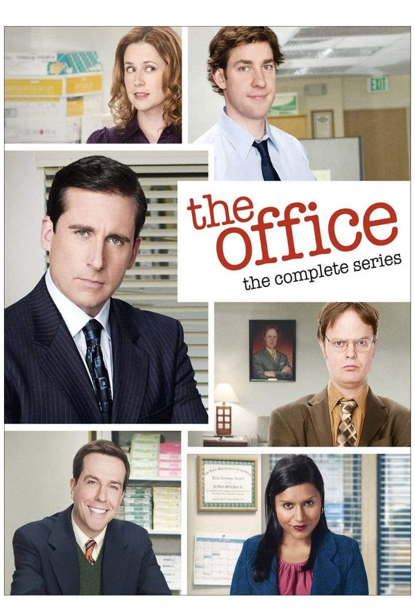 The Office DVD Complete Series Box Set Universal Studios DVDs & Blu-ray Discs > DVDs > Box Sets