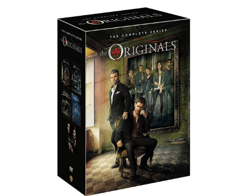 The Originals TV Series Complete DVD Box Set Warner Brothers DVDs & Blu-ray Discs