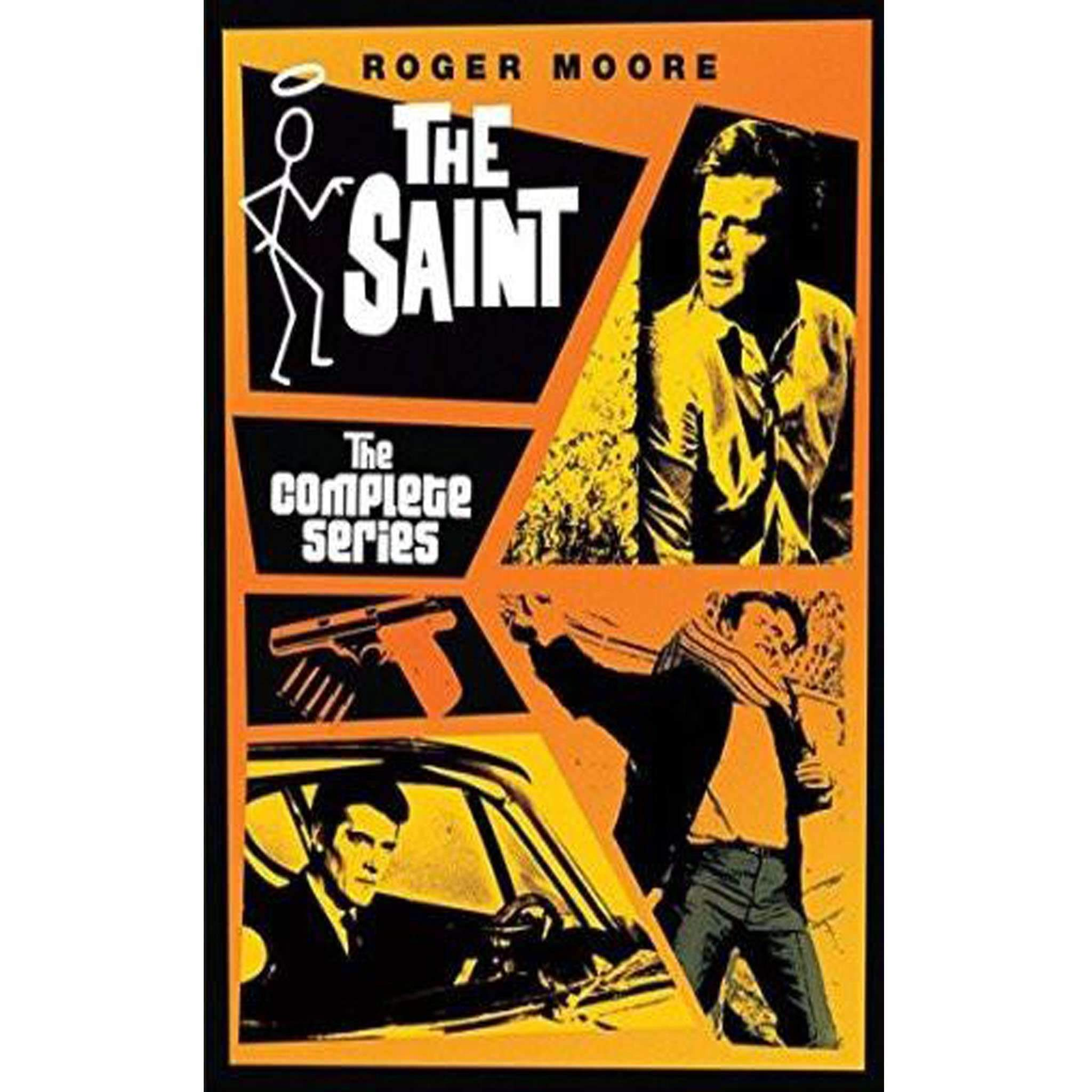 The Saint DVD Complete Series Box Set Shout! Factory DVDs & Blu-ray Discs