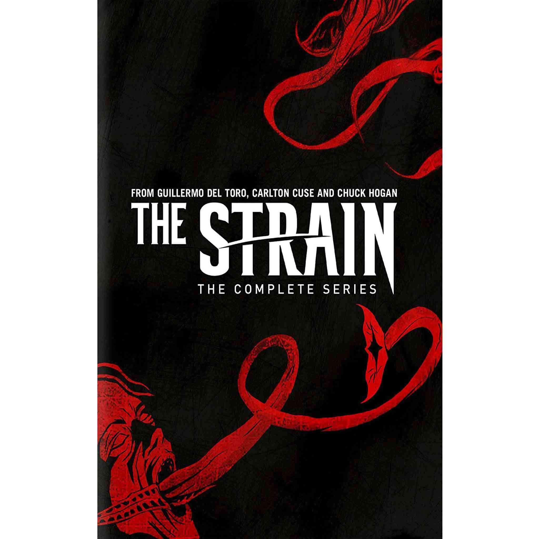 The Strain Seasons 1-4 Boxset (DVD) 20th Century Fox DVDs & Blu-ray Discs > DVDs > Box Sets