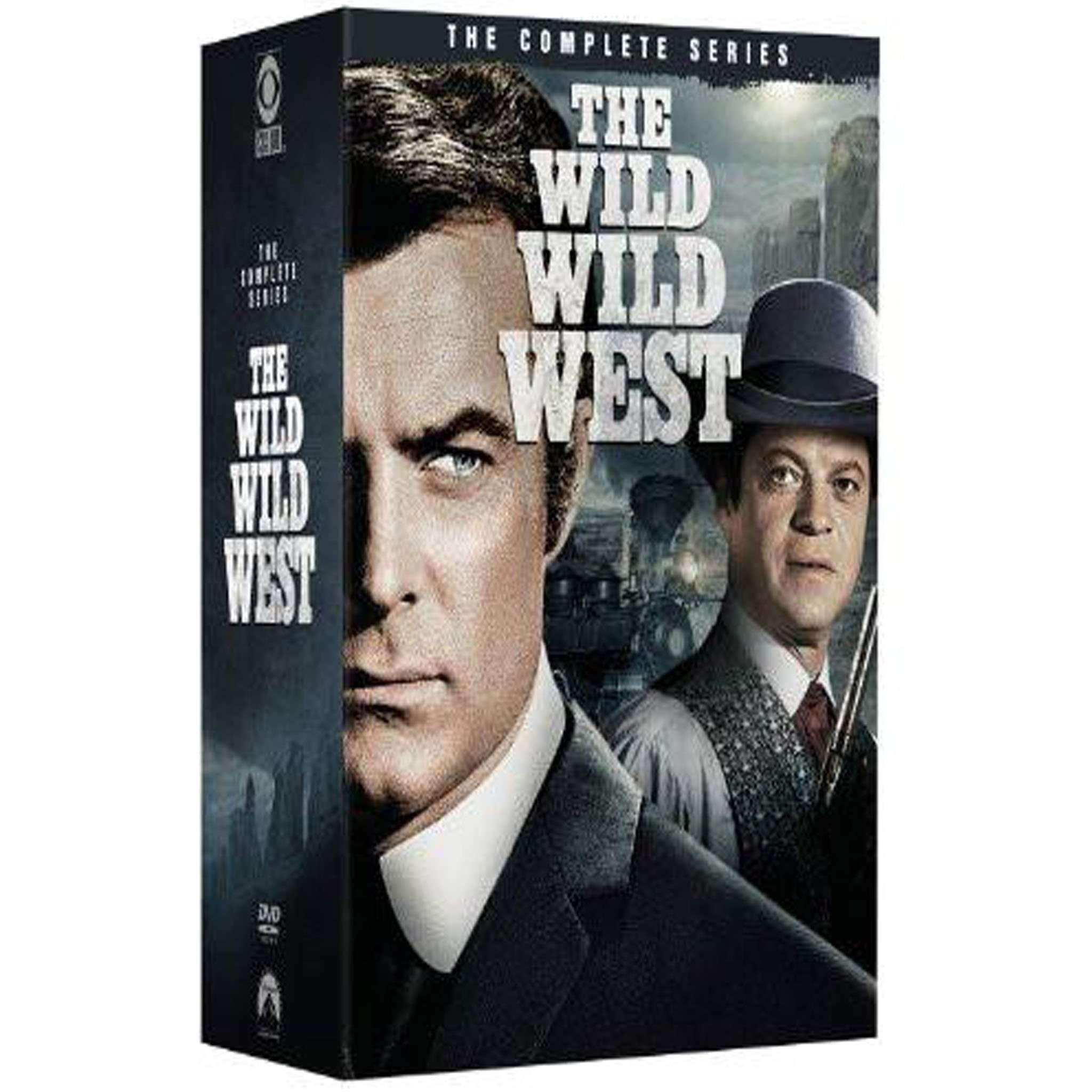 The Wild Wild West DVD Complete Series Box Set Paramount Home Entertainment DVDs & Blu-ray Discs > DVDs > Box Sets