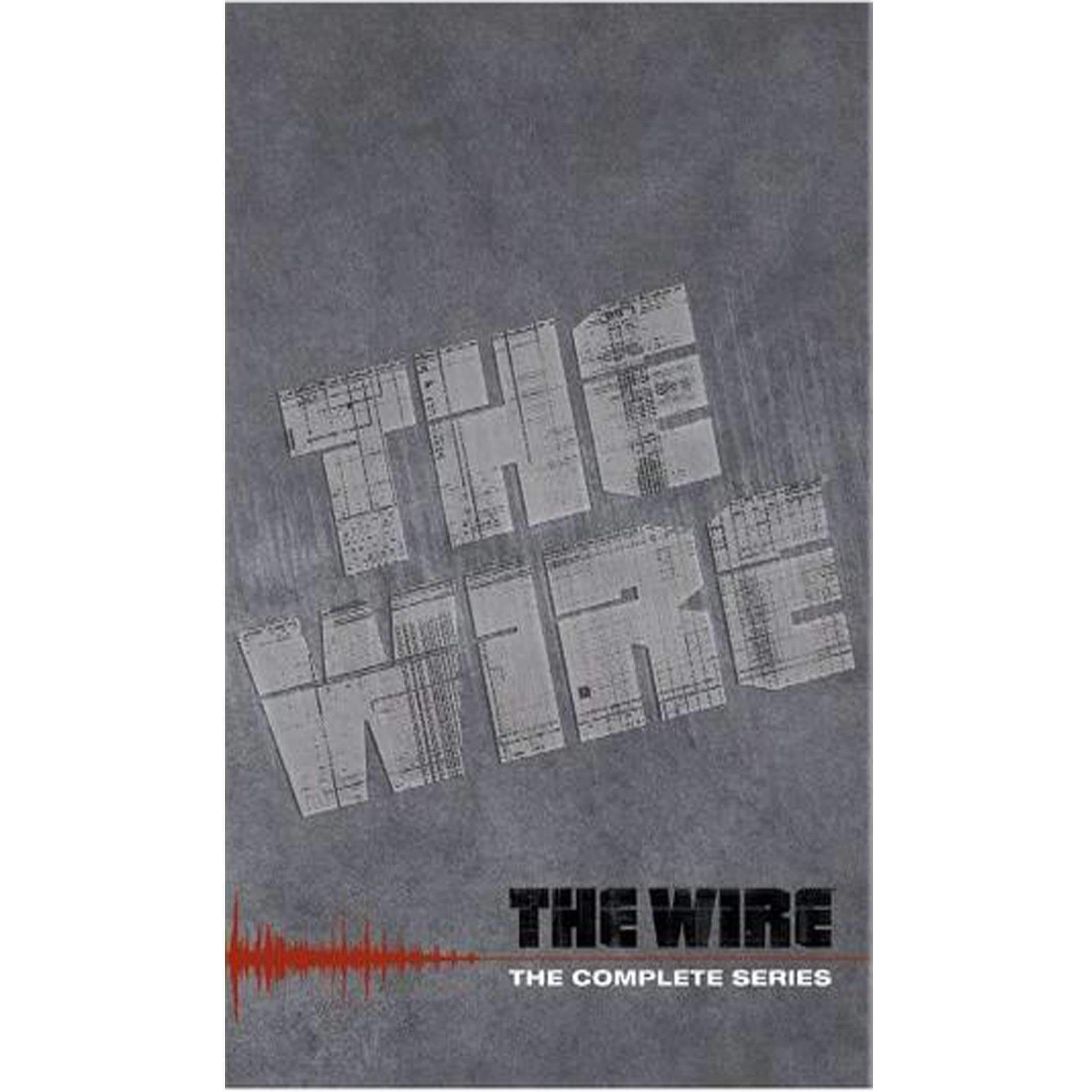 The Wire: The Complete Series (DVD) HBO DVDs & Blu-ray Discs > DVDs > Box Sets