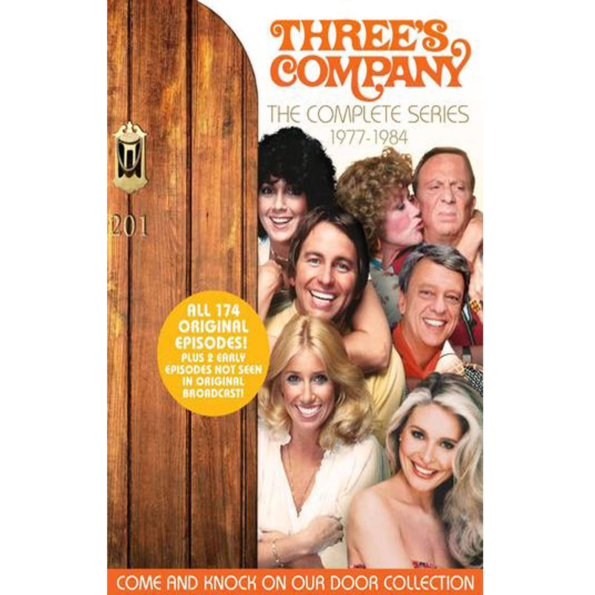Three's Company: The Complete Series (DVD) - DVDsHQ