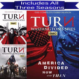 Turn Washington's Spies Season 1-3 (DVD) Anchor Bay Entertainment DVDs & Blu-ray Discs > DVDs