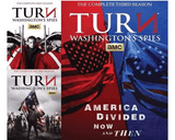 Turn Washington's Spies TV Series Season 1-3 DVD Set Anchor Bay Entertainment DVDs & Blu-ray Discs > DVDs
