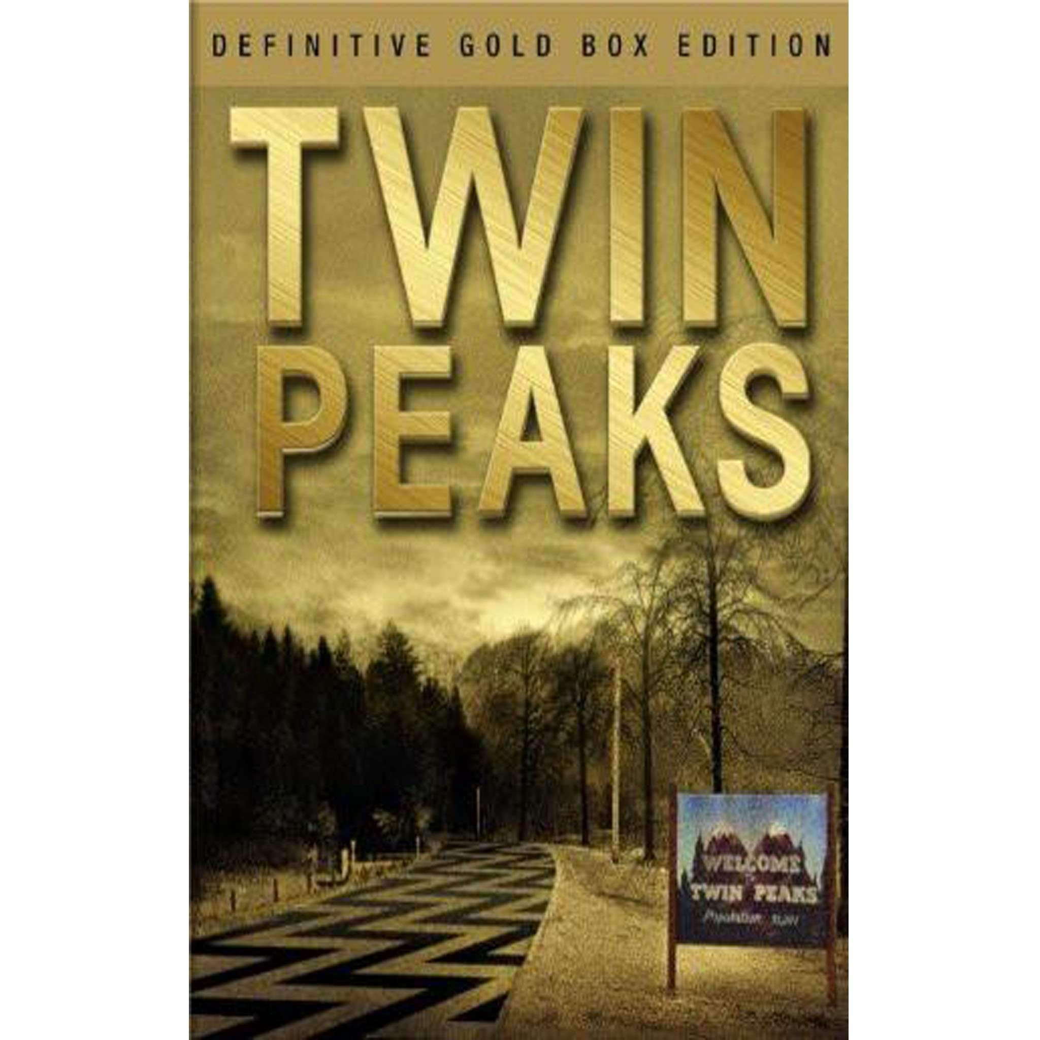 Twin Peaks The Complete Series (DVD) Paramount Home Entertainment DVDs & Blu-ray Discs > DVDs > Box Sets