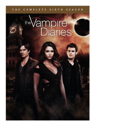 The Vampire Diaries: Season 6 (DVD) - DVDsHQ
