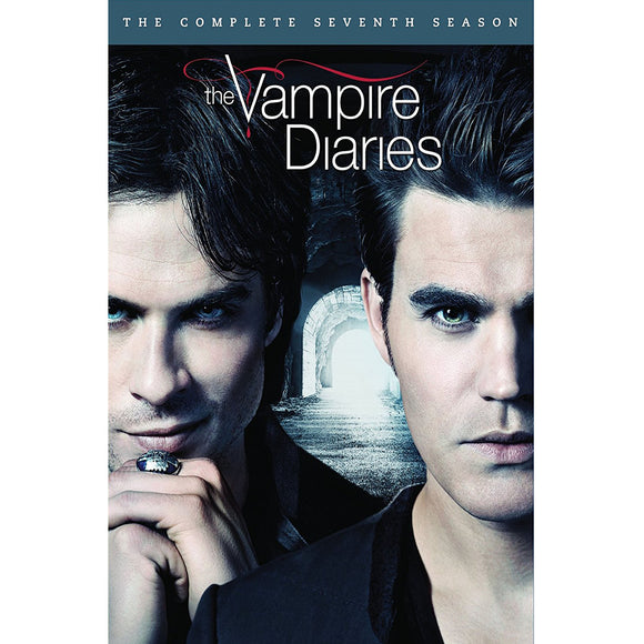 The Vampire Diaries Season 7 (DVD) - DVDsHQ