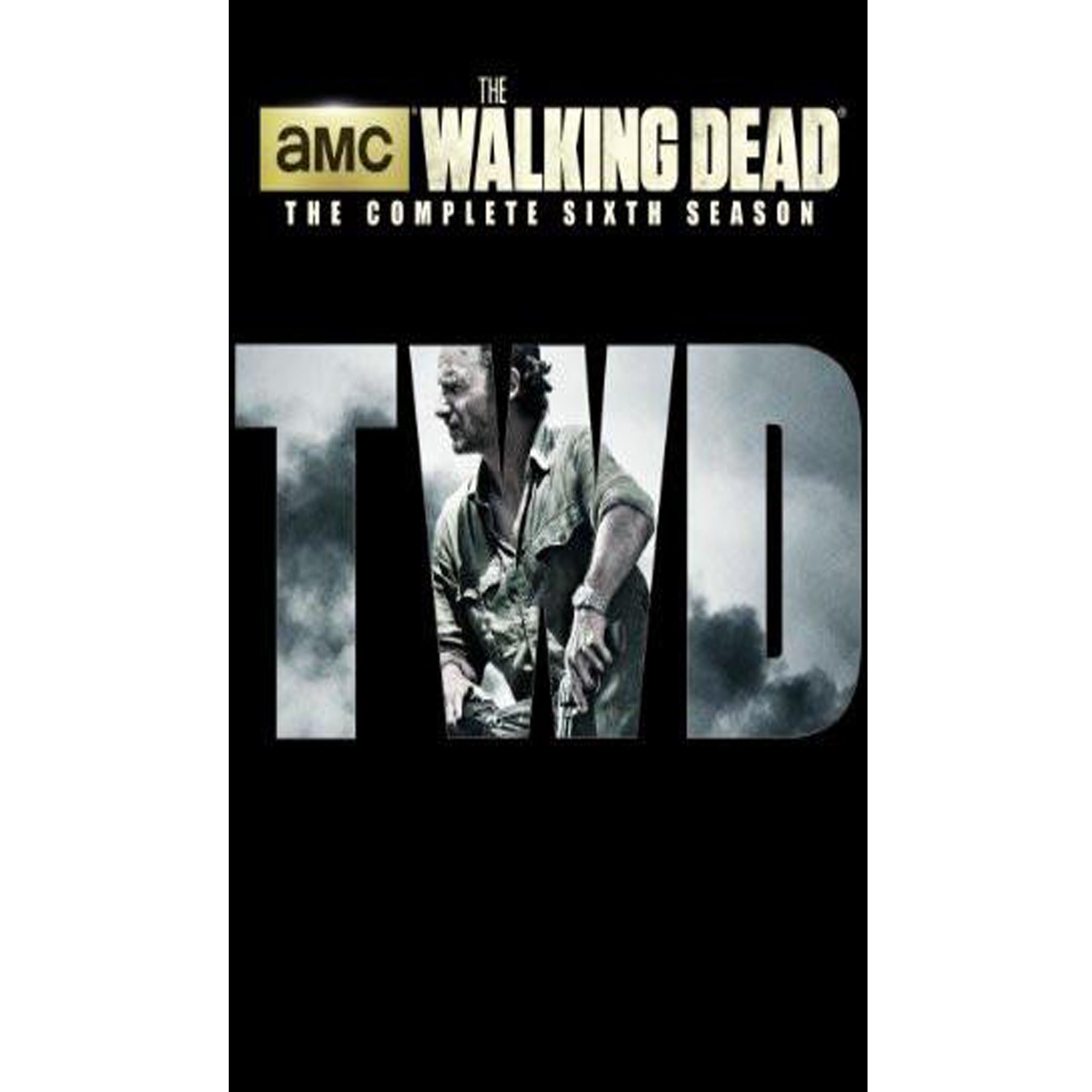 The Walking Dead Season 6 (DVD) - DVDsHQ