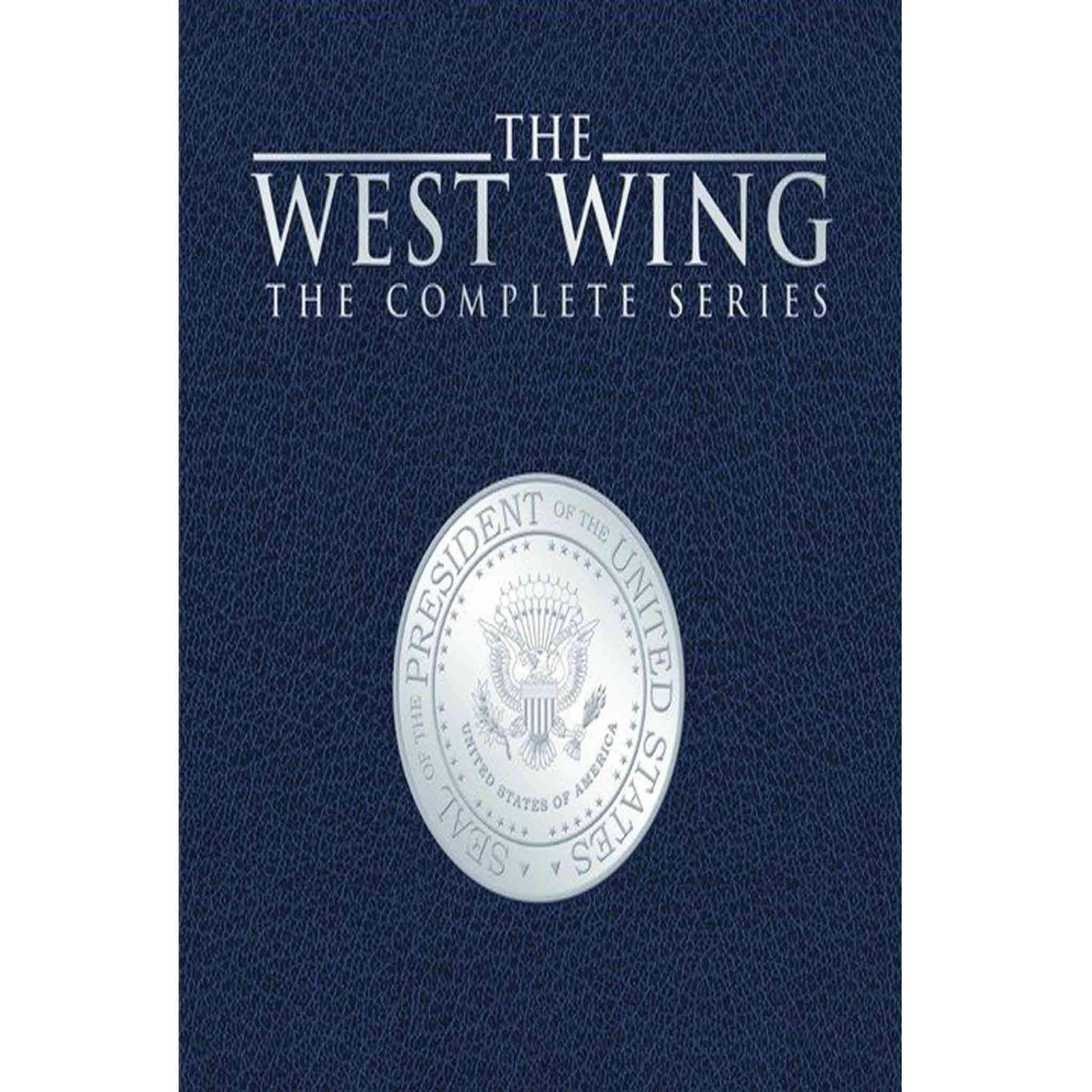 West Wing DVD Complete Series Box Set Warner Brothers DVDs & Blu-ray Discs