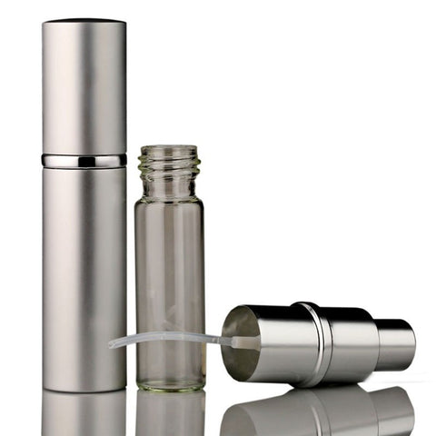 10 ML Deluxe Refillable Bottle
