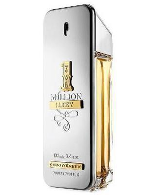 Paco Rabanne 1 Million Lucky Perfume Fragrance Sample Online