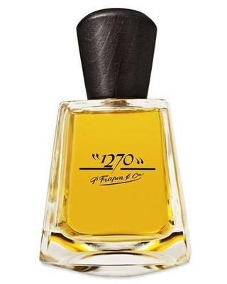 Frapin 1270 Perfume Fragrance Sample Online
