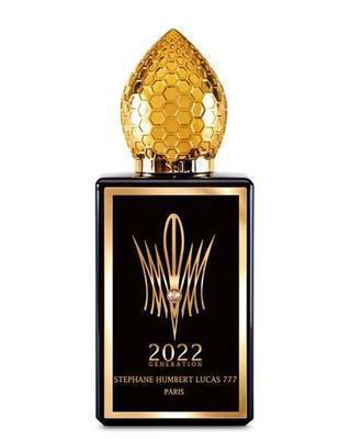 [Stephane Humbert Lucas 2022 Generation Homme Perfume Sample]