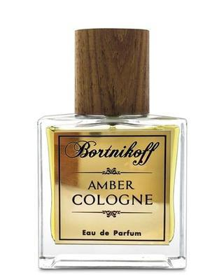 [Bortnikoff Amber Cologne Perfume Sample]