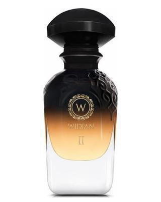 [Widian Black II Perfume Sample]