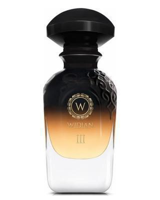 [Widian Black III Perfume Sample]