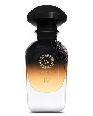 [Widian Black IV Perfume Sample]