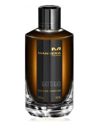 Mancera Black to Black Perfume Sample