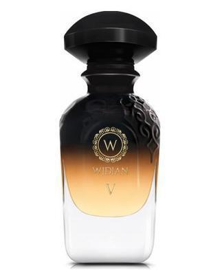 [Widian Black V Perfume Sample]