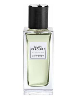 [Yves Saint Laurent Grain de Poudre Perfume Sample]