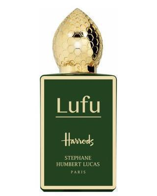 [Stephane Humbert Lucas 777 Harrods Lufu Perfume Sample]