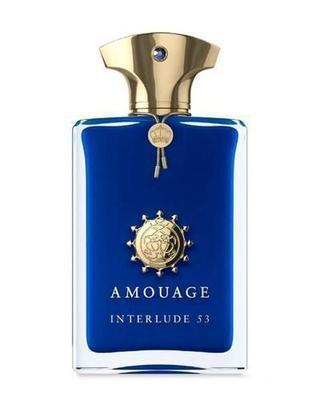 [Amouage Interlude 53 fragrance sample]