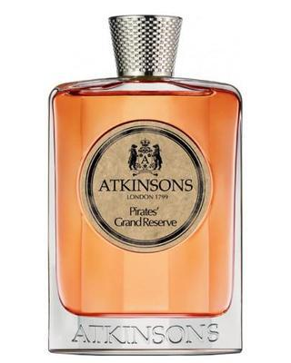 [Atkinsons Pirates Grand Reserve Perfume Sample]