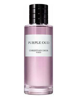Christian Dior Purple Oud Perfume Sample
