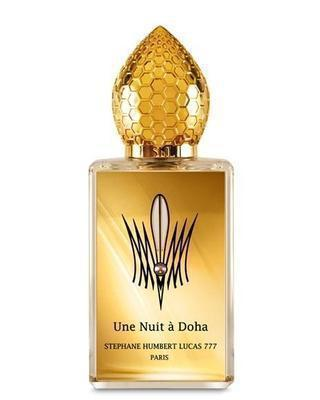 [Une Nuit a Doha Perfume Sample]