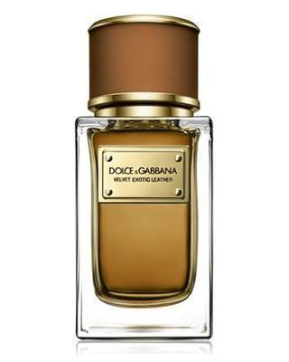 [Dolce&Gabbana Velvet Exotic Leather Perfume Sample]